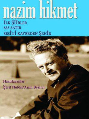 کتاب شعر ترکی استانبولی NAZIM HIKMET