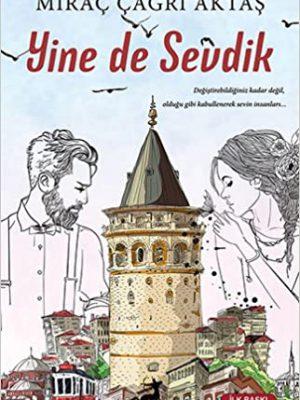 کتاب رمان ترکی استانبولی YINE DE SEVDIK