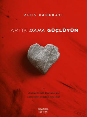 کتاب رمان ترکی استانبولی ARTIK DAHA GÜÇLÜYÜM