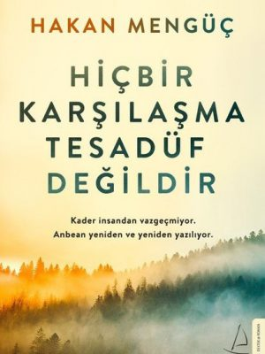 کتاب رمان ترکی استانبولی هیچ ملاقاتی تصادفی نیست HIÇBIR KARŞILAŞMA TESADÜF DEĞILDIR
