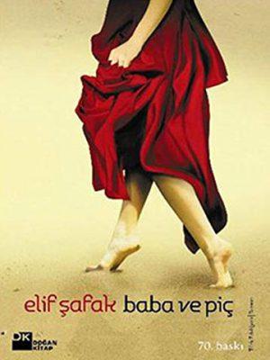 کتاب رمان ترکی استانبولی BABA VE PIC
